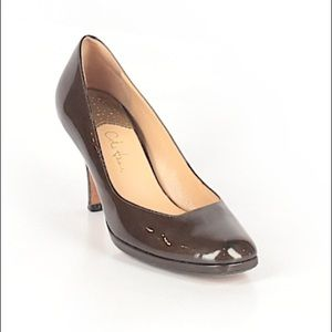Cole Haan Brown Patent Leather Heels Nike Air